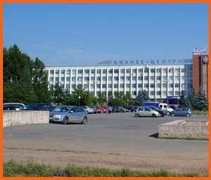 Байкал бизнес центр Ижевск